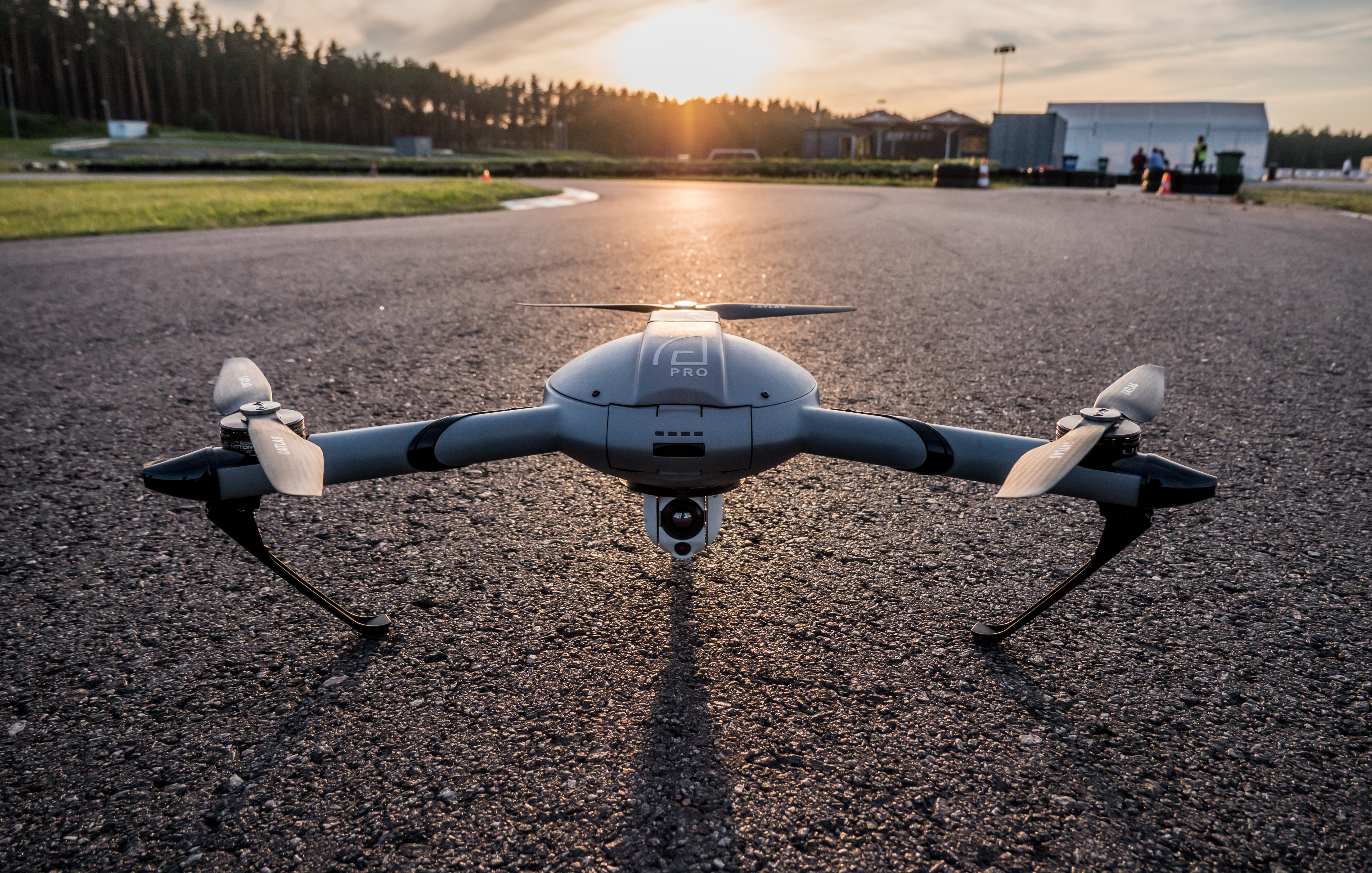 Camera drones like Mavic, Spark will generate just 13% of all drone revenue, report says