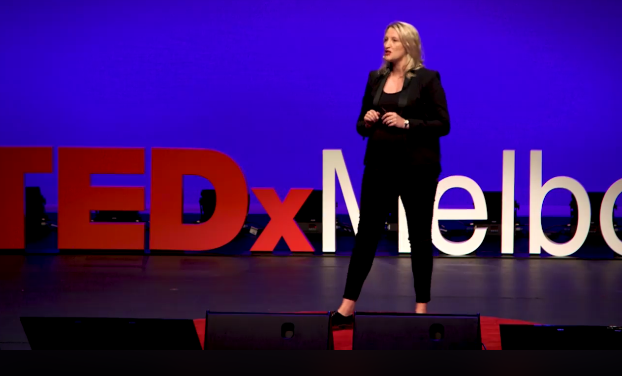 TEDx: Dr. Catherine Ball on how drones can close the critical gap in equality