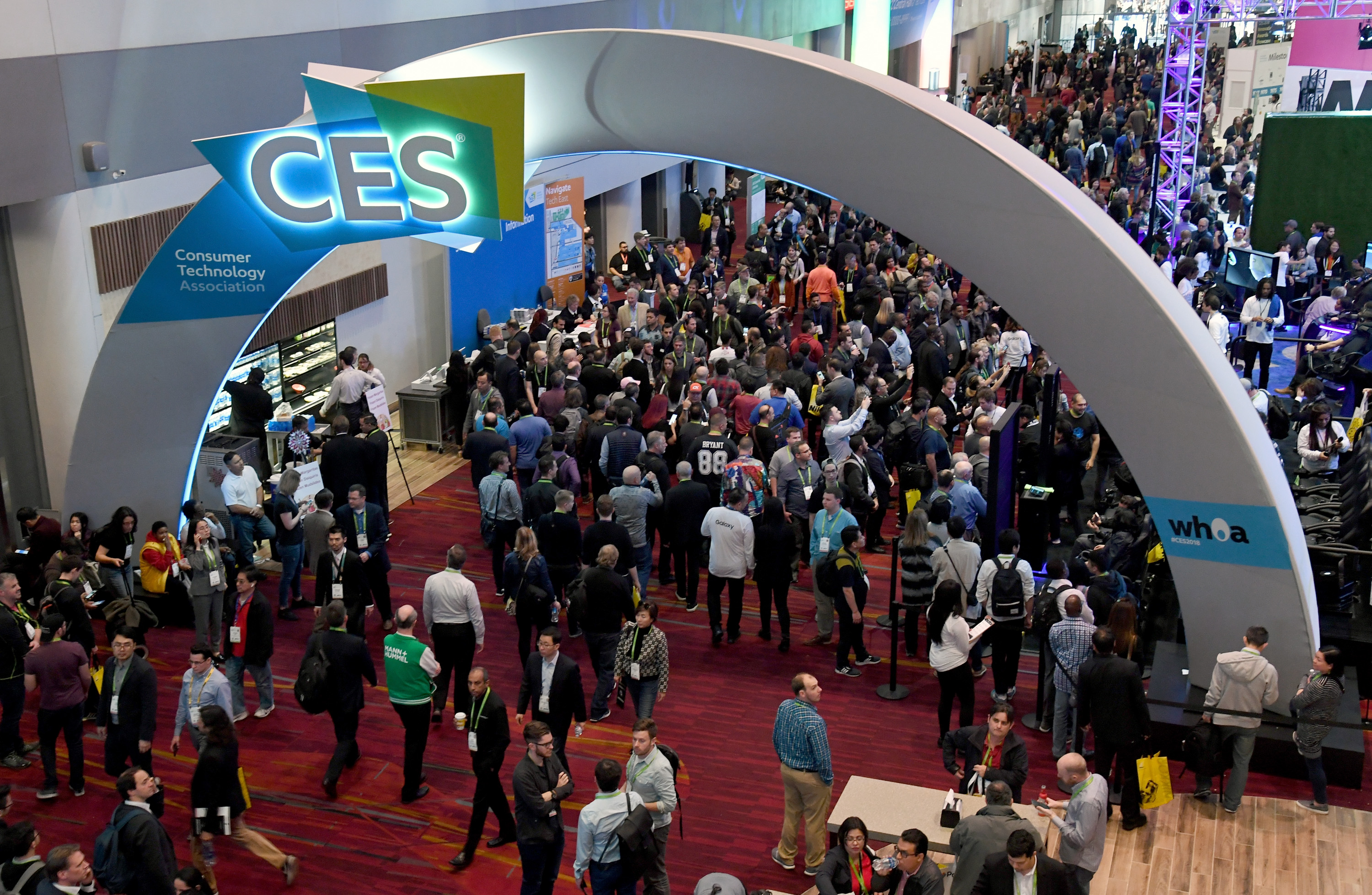 Where are all the women speakers at CES?
