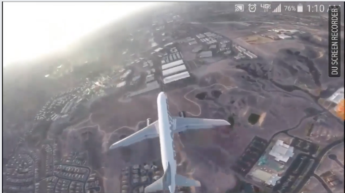 Drone community to FAA: find that reckless Vegas drone pilot and prosecute him