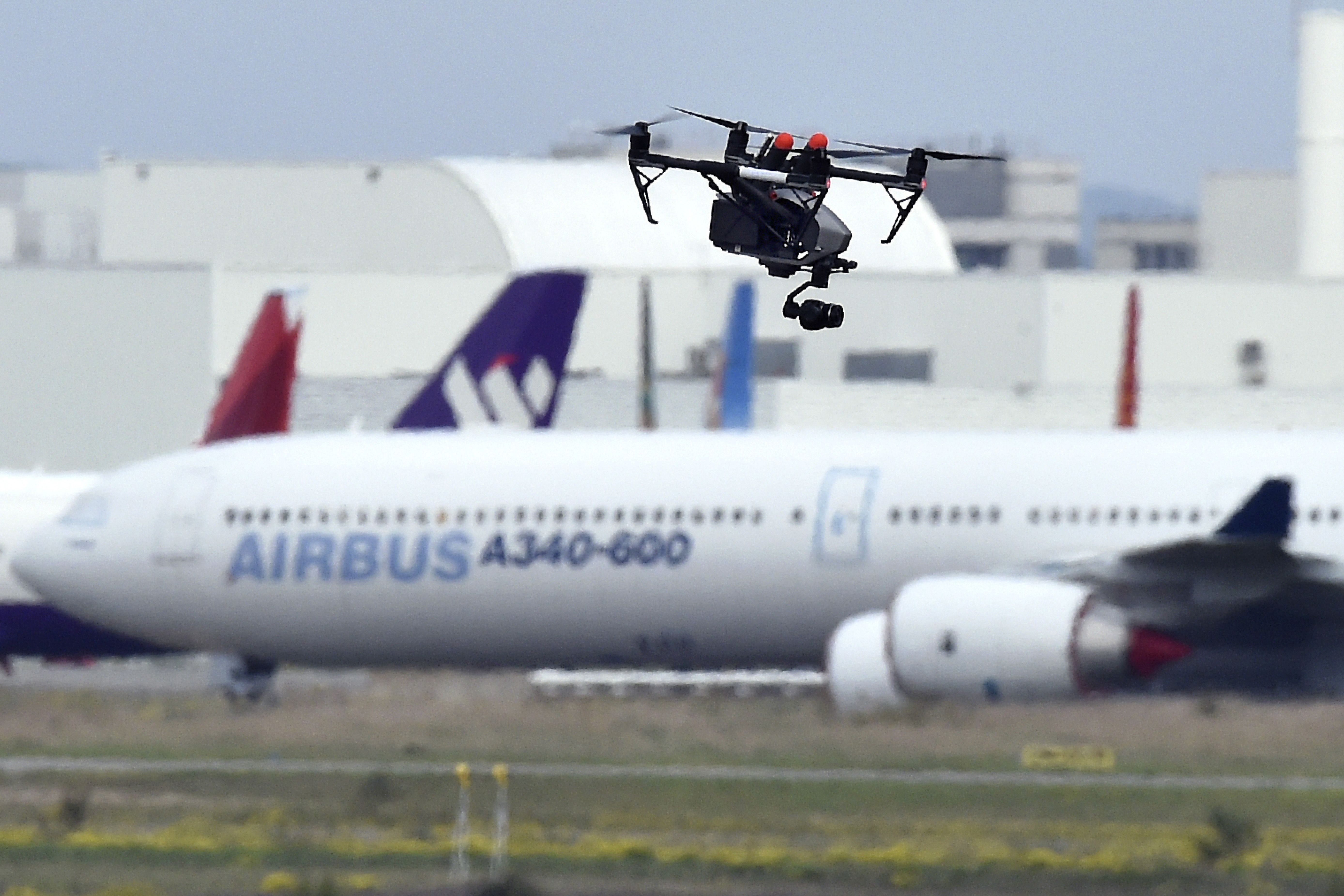 Flying a drone near an airport is about to get a lot easier as FAA's LAANC program extends to 500 airports