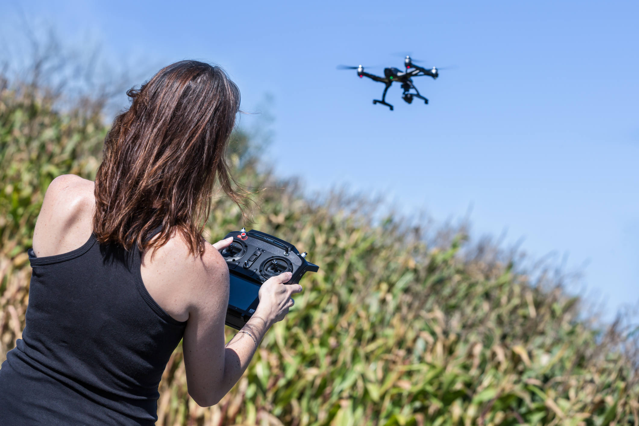 Nominate the top leaders in the drone industry for the Women and Drones second annual award