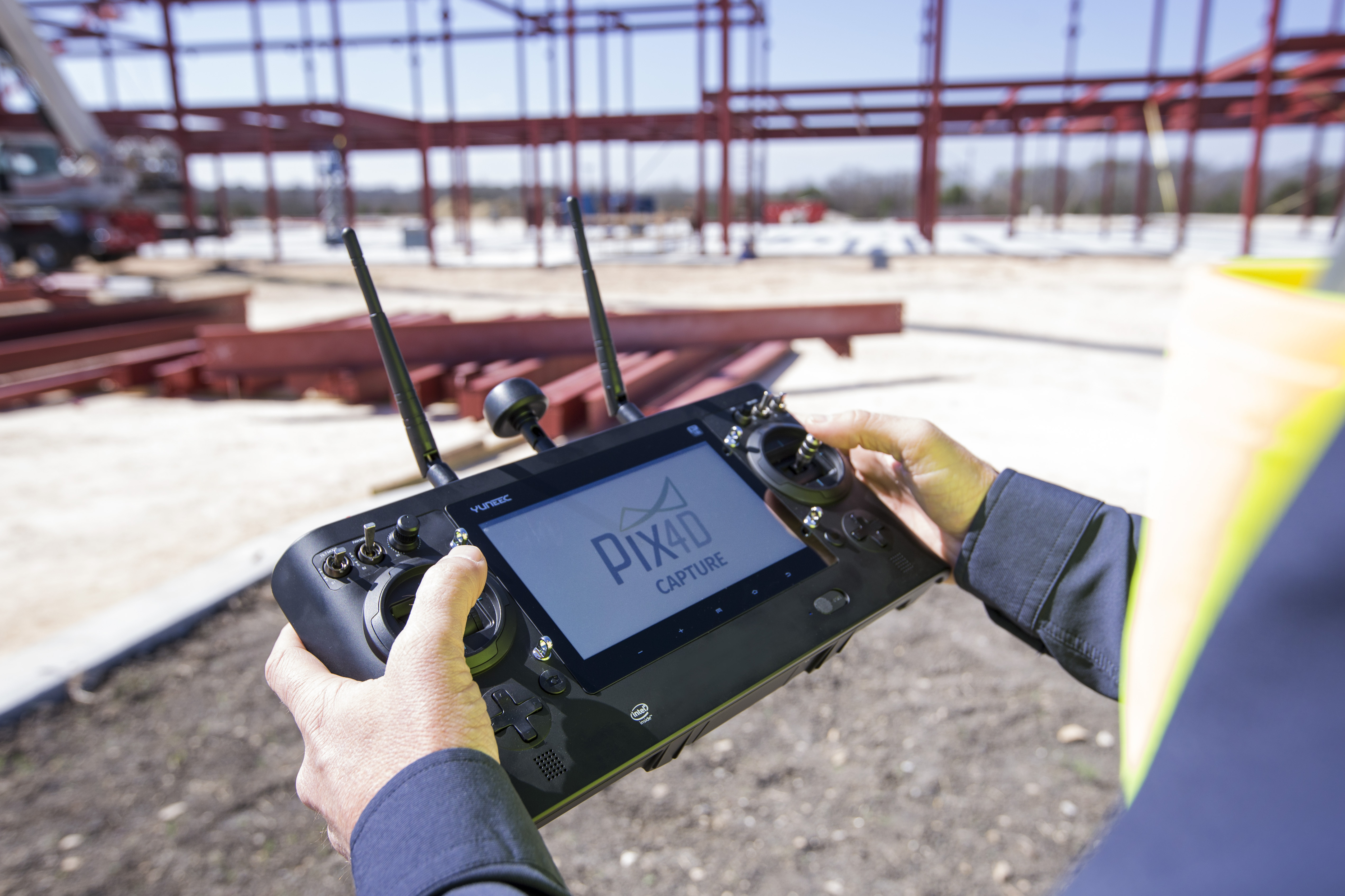 Yuneec partners with Parrot to put Pix4D's mapping software in its commercial drones