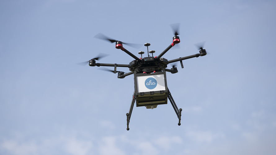 U.S. finally approves certain companies to test drone delivery, but Amazon wasn't chosen