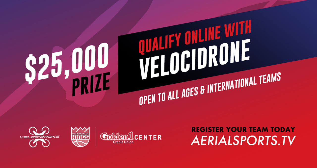 A huge, crossover video game and drone race is coming — and $50,000 is up for grabs