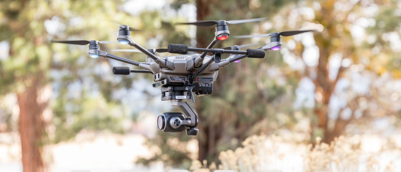 Yuneec Typhoon H Plus with Intel RealSense brings small upgrade to Typhoon H Pro