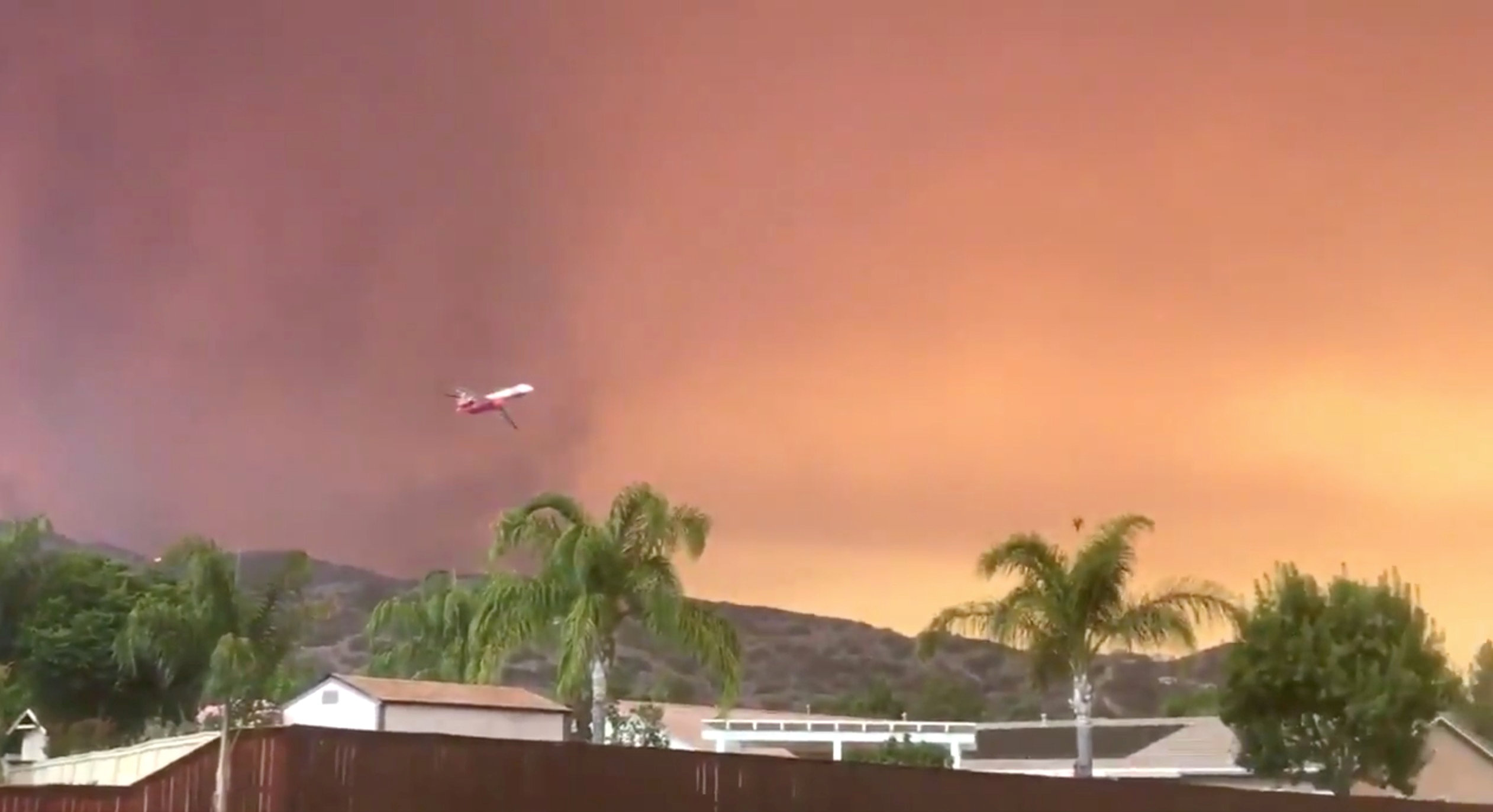 Here's your annual reminder to stop flying drones over wildfires