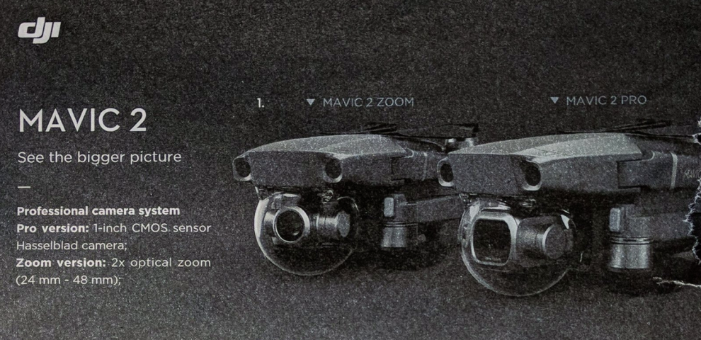 DJI Mavic 2 drone finally has a new launch date after product leak